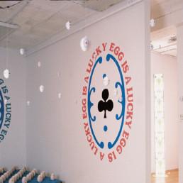 Lucky Egg Decor Design Anna Gili New York
