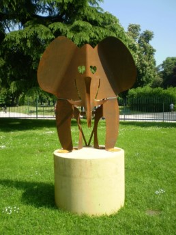 Anna Gili, ELEPHANT PLANET
