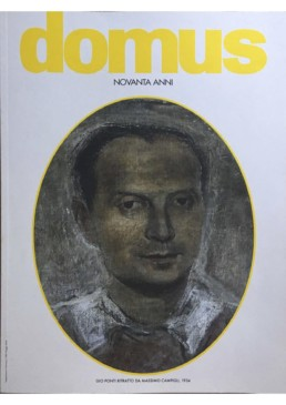 Anna Gili Press Domus Novanta Anni