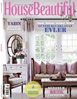 Anna Gili Press July house beautiful turkey 2016