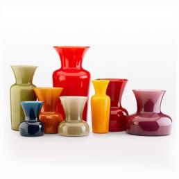 Anna Gili - Glass Vases - Profili