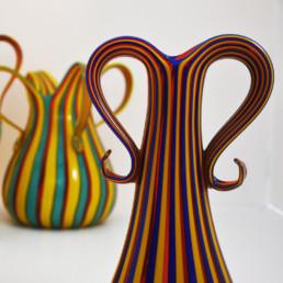 Glass Vases - Rigati