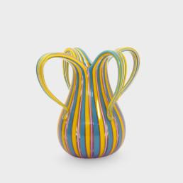 Anna Gili glass vases Rigati