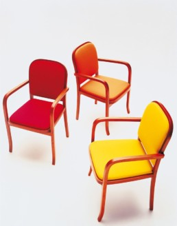 Anna Gili Furniteres , Chiaravalle chairs