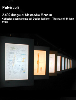 Installations Anna Gili, Pulviscoli